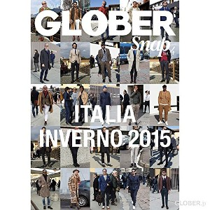 GLOBERブックス(GLOBER Books) GLOBER Snap Vol.4 PittiUomo 2015 January 【正規販売店】