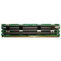 グリーンハウス MAC用 PC2-5300 240pin DDR2 SDRAM ECC FB-DIMM 2GB(1GB×2枚組) GH-FBM667-1GX2