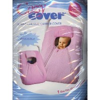 Cozy Cover Infant Car Seat Carrier Cover by EVC Inc