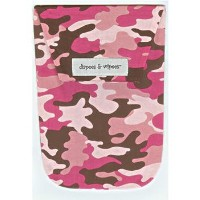 Diapee & Wipees Diaper Holder (Pink Camo) by Diapees and Wipees