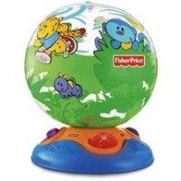Fisher Price 1-2-3 Lights 'N Sounds Ball by Fisher-Price