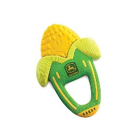 The First Years John Deere Massaging Corn Teether by The First Years (English Manual)