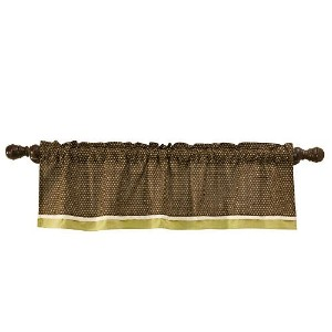 Lambs & Ivy Froggyville Window Valance by Lambs & Ivy
