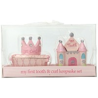 Baby Essentials Tooth and Curl Boxes, Princess by Baby Essentials
