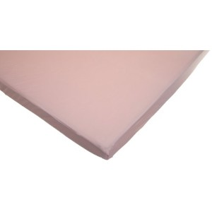 American Baby Company 100% Cotton Value Jersey Knit Fitted Portable/Mini Sheet, Pink by American...