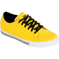 [スープラ]Supra Thunder Low (yellow canvas)サンダーロー黄色(30CM)-US size:12