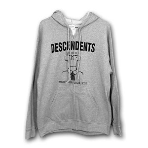 Descendents ジップアップパーカー ディセンデンツ Milo Goes L