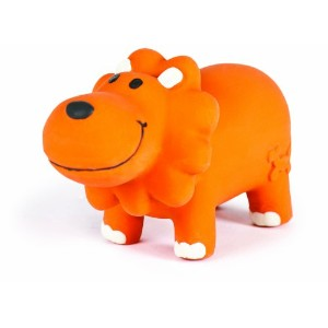 Charming Pet Lil Roamers Pet Squeak Toy, Small, Lion by Charming