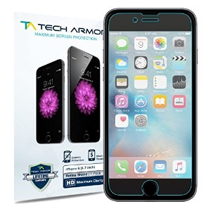 Tech Armor iPhone6s Plus / iPhone6 Plus フィルム Retina Shield ブルーライト カット 低減 液晶保護フィルム スクリーンプロテクター for...