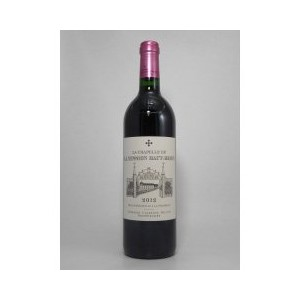 ラ シャペル ド ラ ミッション[2012]赤(750ml) Bordeaux Pessac-Leognan La Chapelle de la Mission[2012]
