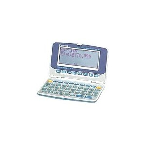Canon wordtank IDC-300 電子辞書