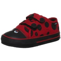 (バンズ)VANS Big School Buggin Red/Black US6 13cm