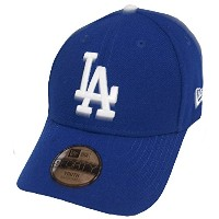 New Era Los Angeles Dodgers The League 9Forty Velcroback Cap Youth Jugendliche