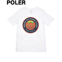 Poler Outdoors Seal Pocket T-Shirt White M Tシャツ 並行輸入品