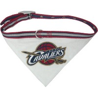Cleveland Cavaliers Dog Bandana Collar Small