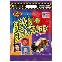 Jelly BellyBeans Bean Boozled 1.9 oz bag (4th edition) ジェリーベリー ビーンブーズル 53g 第4弾