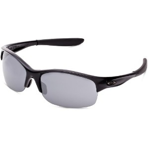 (オークリー)OAKLEY COMMIT SQUARED 03-781 Polished Black w/Black iridium Free