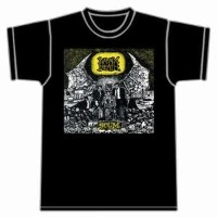 Napalm Death - Scum Classic T-shirt - Size Medium