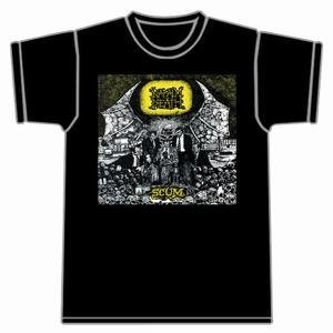 ナパーム・デス・Tシャツ Napalm Death - Scum Classic T-shirt (XL)