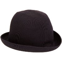 (カンゴール)KANGOL TROPIC PLAYER 帽子 (S(56-57), BLACK)