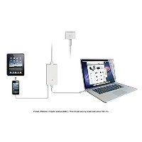 Lizone® ウルトラスリム 85W 65W 45W 充電器 Apple MacBook Air, MacBook Pro, MacBook, PowerBook / iBook / USB...
