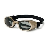 Doggles - ILS XL Chrome Frame / Smoke Lens by Doggles