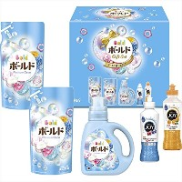 P&G ボールド香りのセット 【ギフト セット つめあわせ 詰め合わせ 詰合 プレゼント 引越し 引越 贈り物 贈答 洗濯 洗浄 詰め替え 洗剤 台所 キッチン F7248-07】