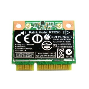 HP 690020-001 Ralink RT3290 RT3290LE 無線LANカード 802.11b/g/n 11 WiFi and Bluetooth 4.0 combination...