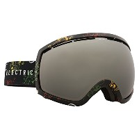 Electric(エレクトリック) スキー・スノーボードゴーグル EG2 CARTOON RASTA-BRONZE/SILVER CHROME LENS 16EG2CR_2