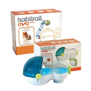 Habitrail OVO Hamster Mini Maze and Tower Value Pack by Habitrail