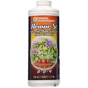 水耕栽培肥料 GH ArmorSi 946ml