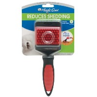 Four Paws Magic Coat Flexi Head Dog Grooming Slicker Brush by Four Paws