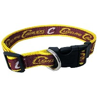 Cleveland Cavaliers Dog Collar Small
