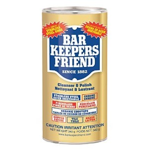 Barkeepers Friend Polish, 12 oz by Bar Keepers Friend
