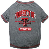 Texas Tech Pet Shirt MD