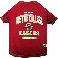 Boston College Eagles Pet Shirt SM
