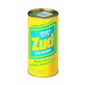 16 Oz Zud Heavy-Duty Rust Remover Cleanser-16OZ ZUD HD CLEANSER