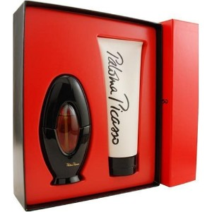 Paloma Picasso Coffret: Eau De Parfum Spray 50ml/1.7oz + Body Lotion 200ml/6.7oz[並行輸入品]