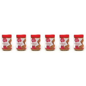 Lotus Bakeries Original Caramelized Spread Smooth 400 g (Pack of 6)