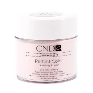 CND Perfect Color Sculpting Powders - Cool Pink Opaque - 3.7oz / 104g