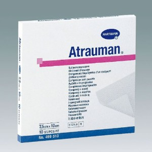 Atrauman Sterile Dressings 7.5 x 10 cm by Paul Hartmann AG