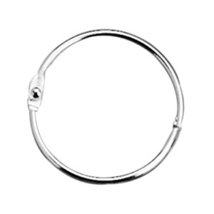 """RING,BOOK,1.5"""",100/BX"""