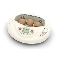 R-Com Mini Digital Automatic Duck Goose Chicken Egg Incubator & English Quick Start Guide. R...