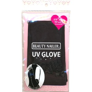 BEAUTY NAILER UV グローブ UV GLOVE CUT-3