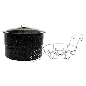 Columbian Home 33-Quart Jar Canner and Rack by Columbian Home