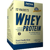 海外直送品Jarrow Formulas 100% Natural Whey Protein French Vanilla Flavor, French Vanilla Flavor 12...