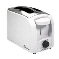 Toastmaster T210 Cool Touch 2-Slice Toaster, White by Toastmaster