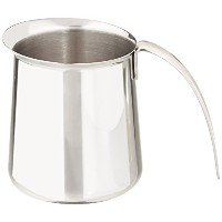 KRUPS XS5012 Stainless Steel Milk Frothing Pitcher for Fully Automatic Machines EA8442 and EA8250,...