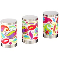 Ritzenhoff Bottle Stops, Set of Three, by Designer Annett Wurm by Ritzenhoff