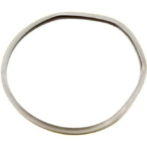 Mirro 92508 Pressure Cooker Gasket for Model 92180 and 92180A, 8-Quart, White by Mirro